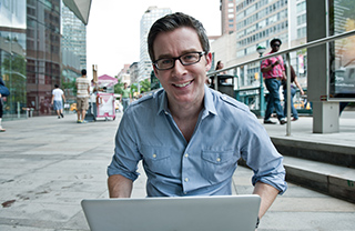 Daniel Sieberg: From Marketing Lead at Google to Co-Founder of Media Startup
