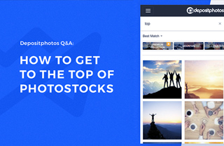 How to Sell Stock Photos and Make Money - Interview with Depositphotos