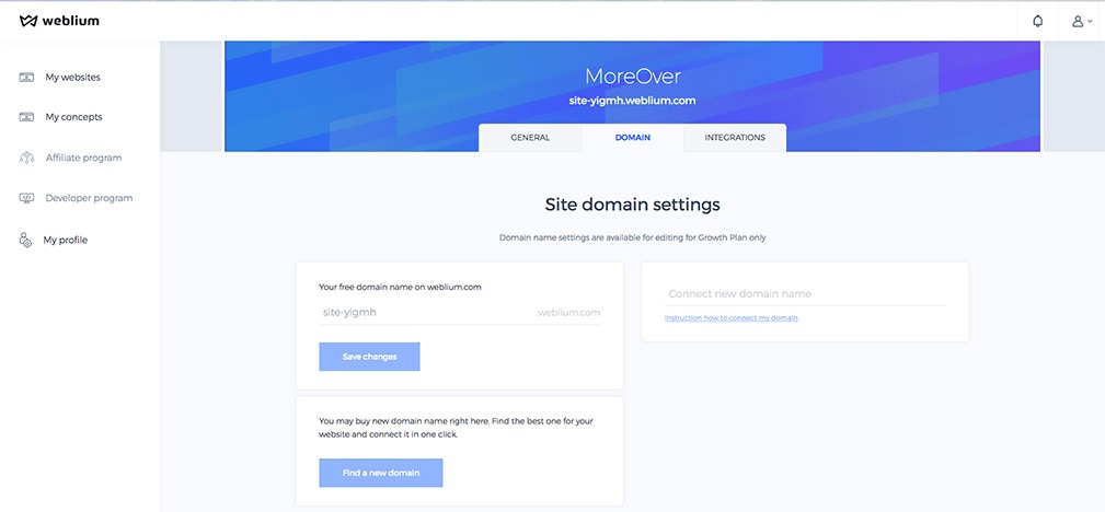How to Create a Website Step by Step. Get Your Domain Name