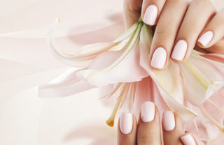 What's new on Weblium: Nail Salon Template released!