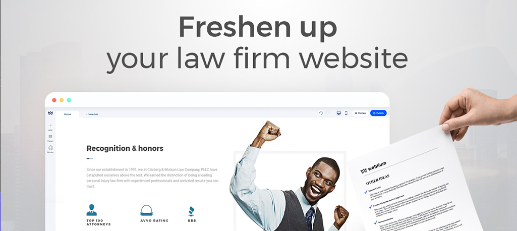 12 Out-of-the-Box Ideas for Law Firm Website