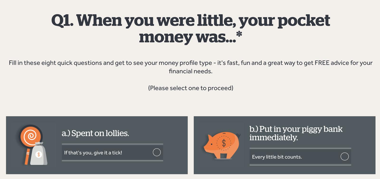 Best financial advisor websites. Quiz