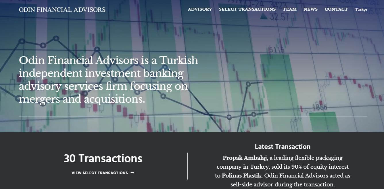 Best financial advisor websites in Middle East