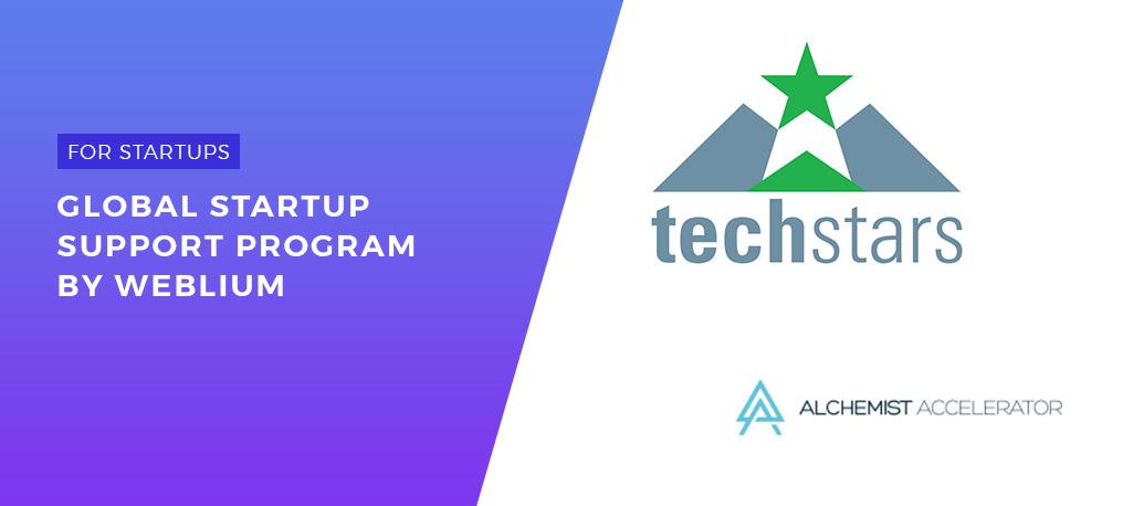 Weblium Startup Global Program
