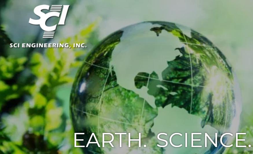 sci engineering website - weblium
