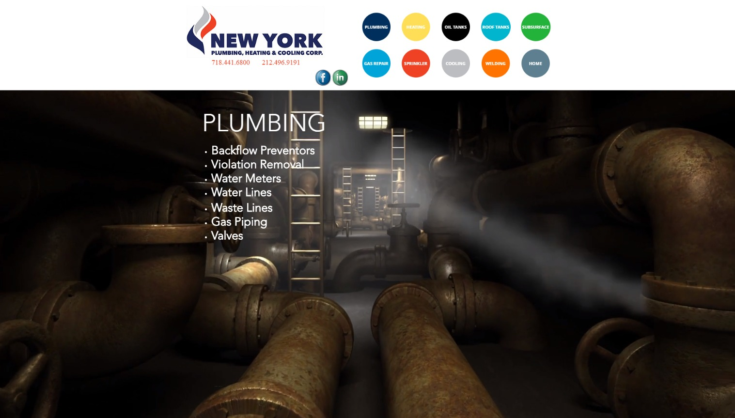 New York Plumbing Heating and Cooling