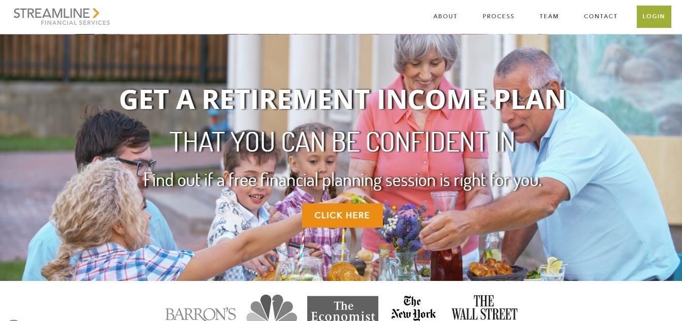 Streamline Financial Services - weblium