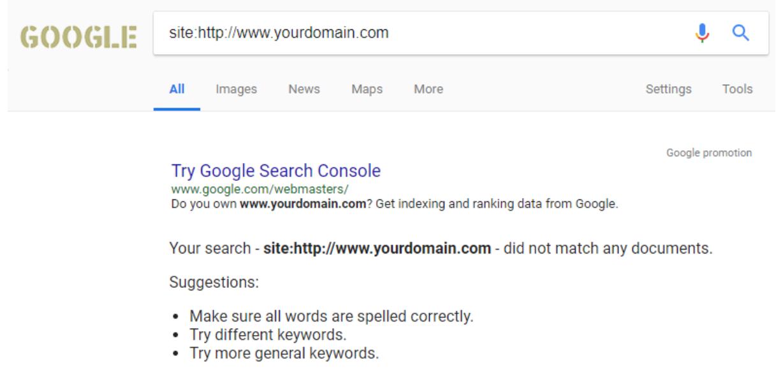 google site example - weblium