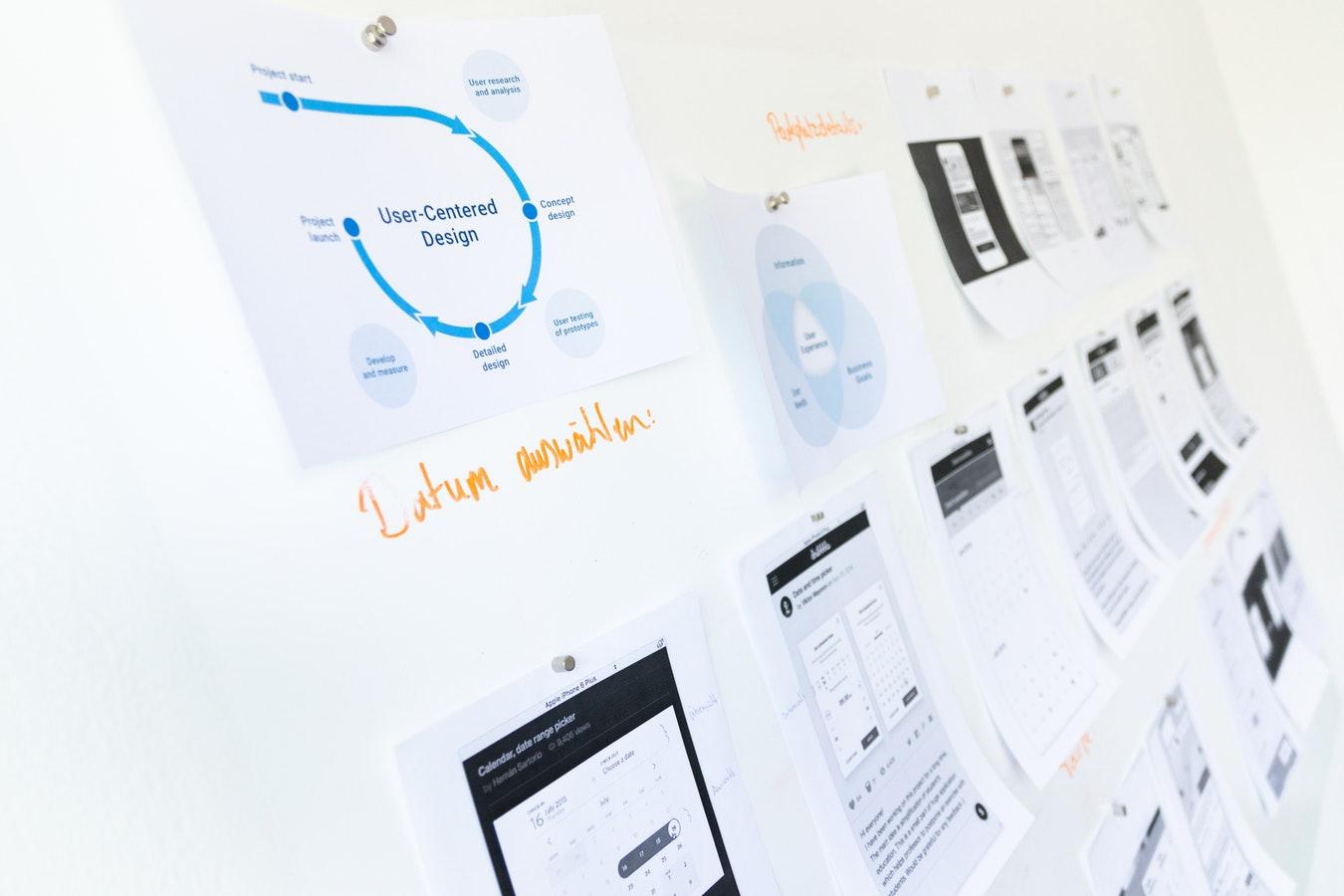 web prototype