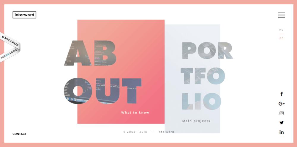 web design 2019 - weblium