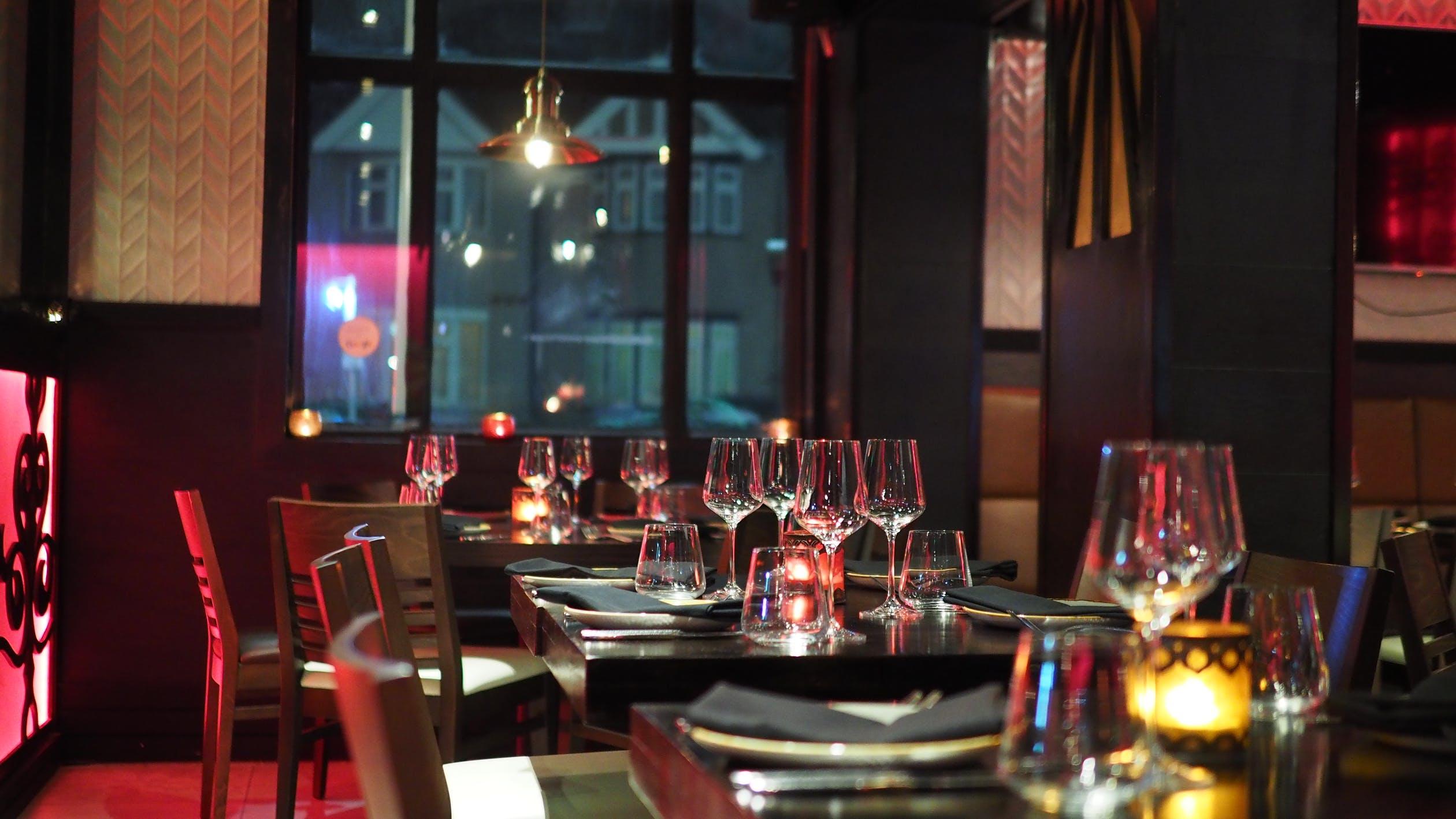 restaurant website | weblium