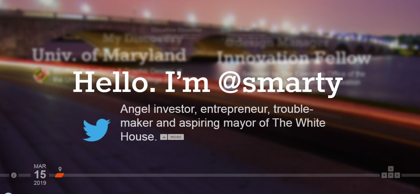 personal website - weblium blog