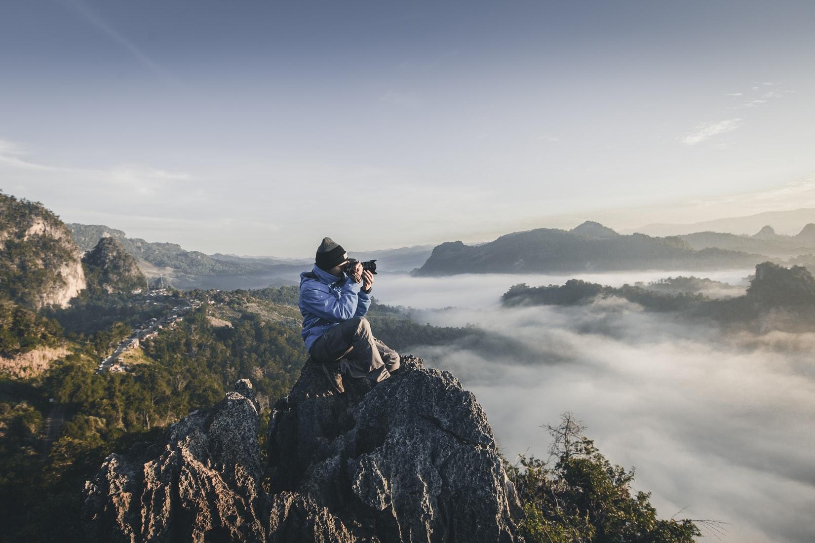 How to Make a Photography Website - Weblium Blog