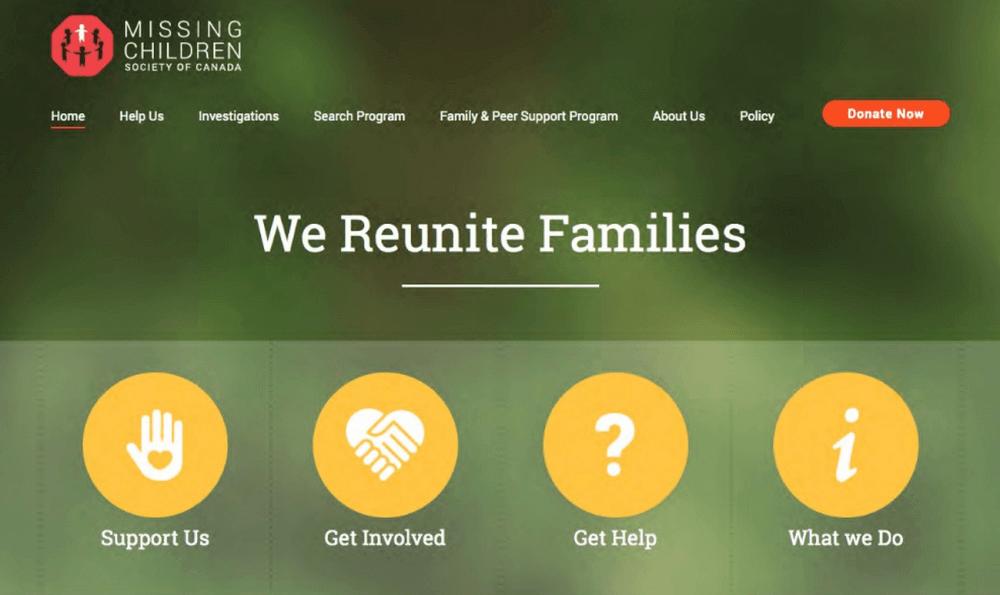 The Purpose of Nonprofit Website - weblium blog