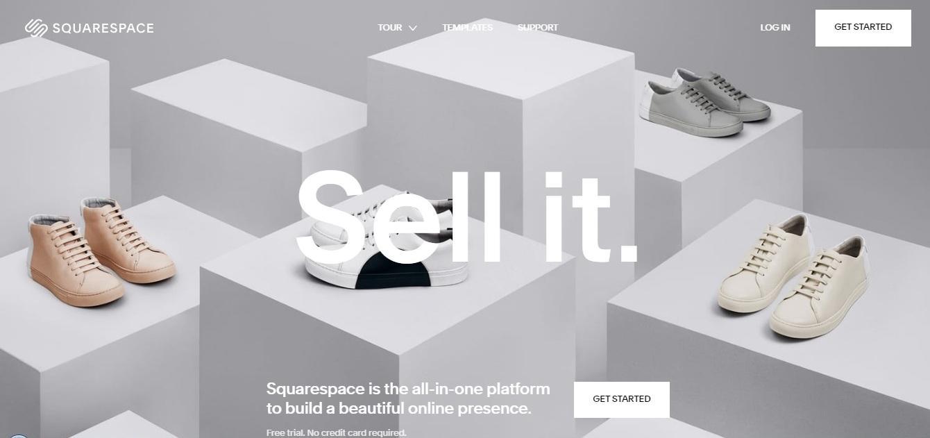 Squarespace review - weblium blog