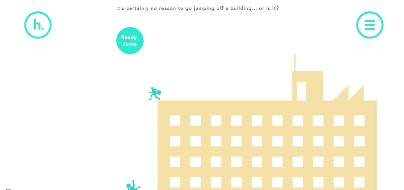 Hatched: best interactive 404 page