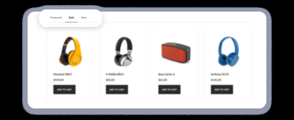 website navigation examples