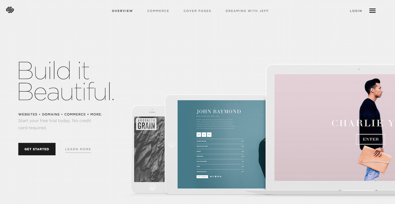 What is Squarespace? - weblium blog