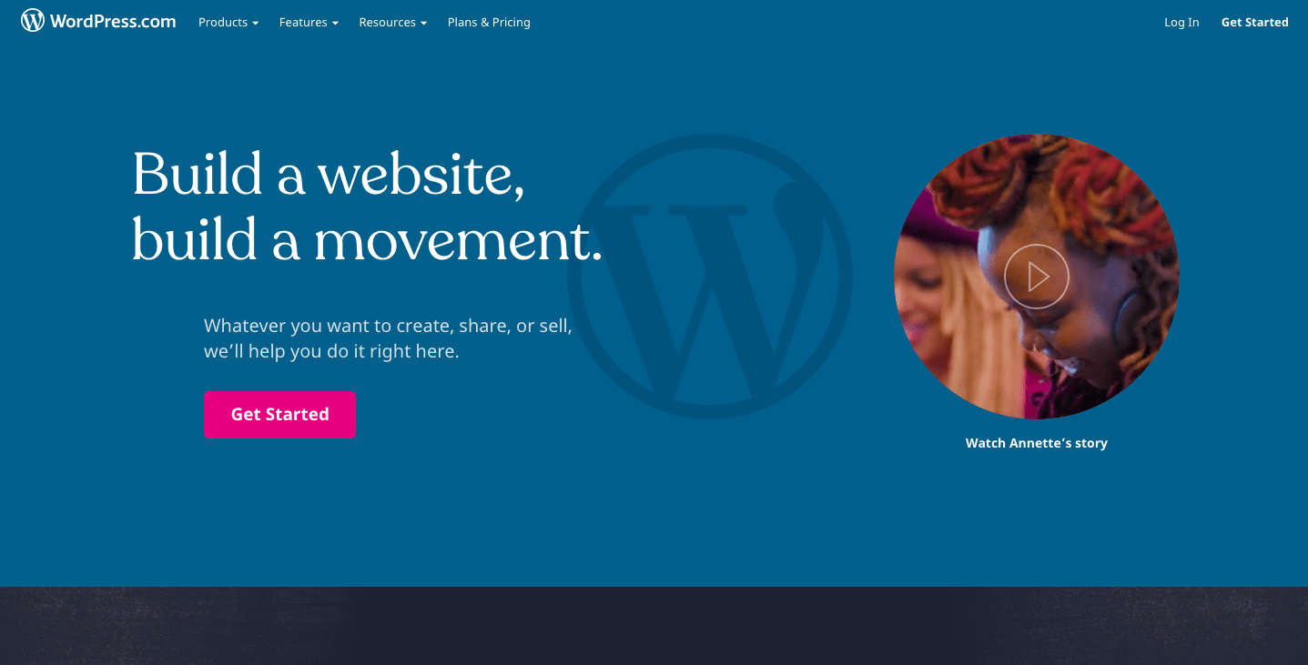 WordPress - weblium blog