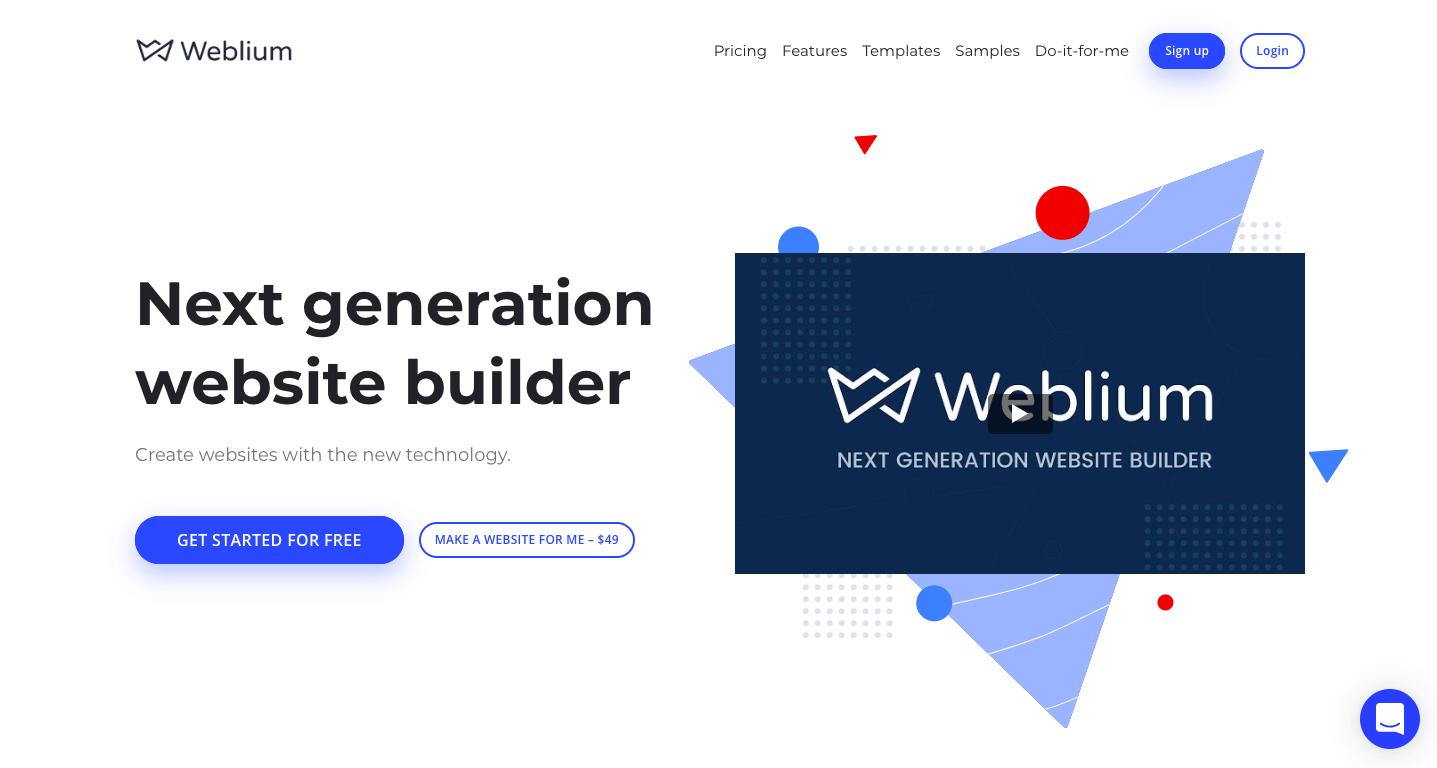 Squarespace Alternatives - weblium blog