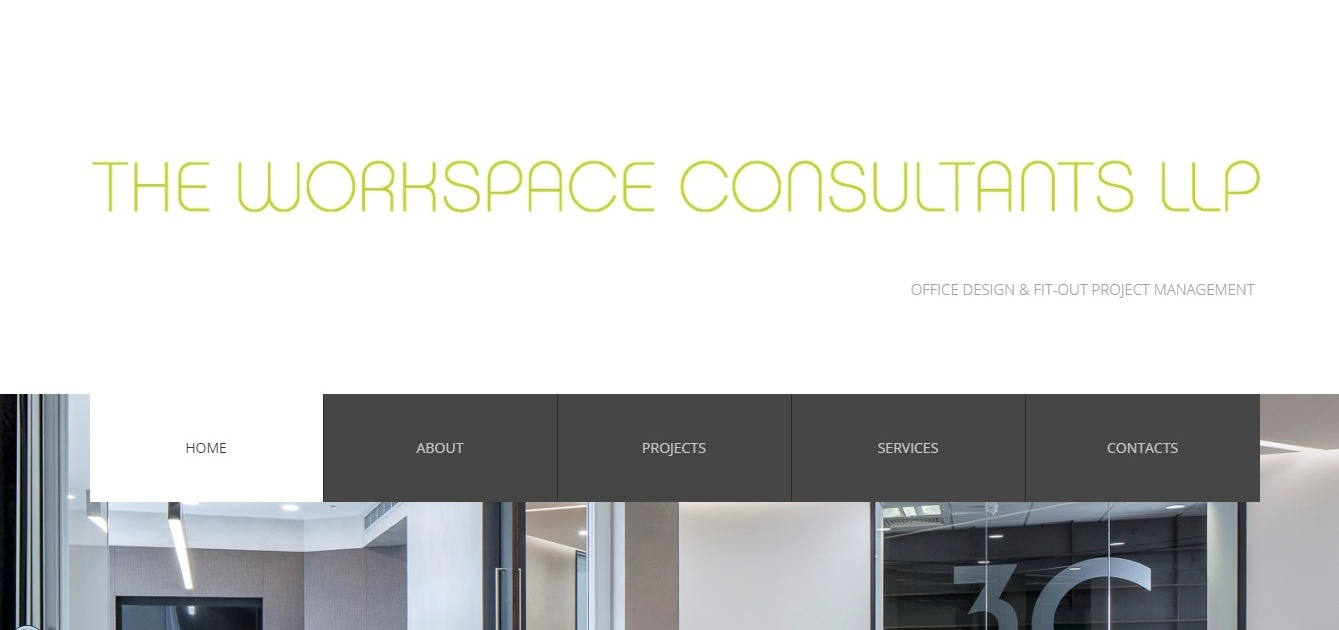 consulting website examples - weblium blog