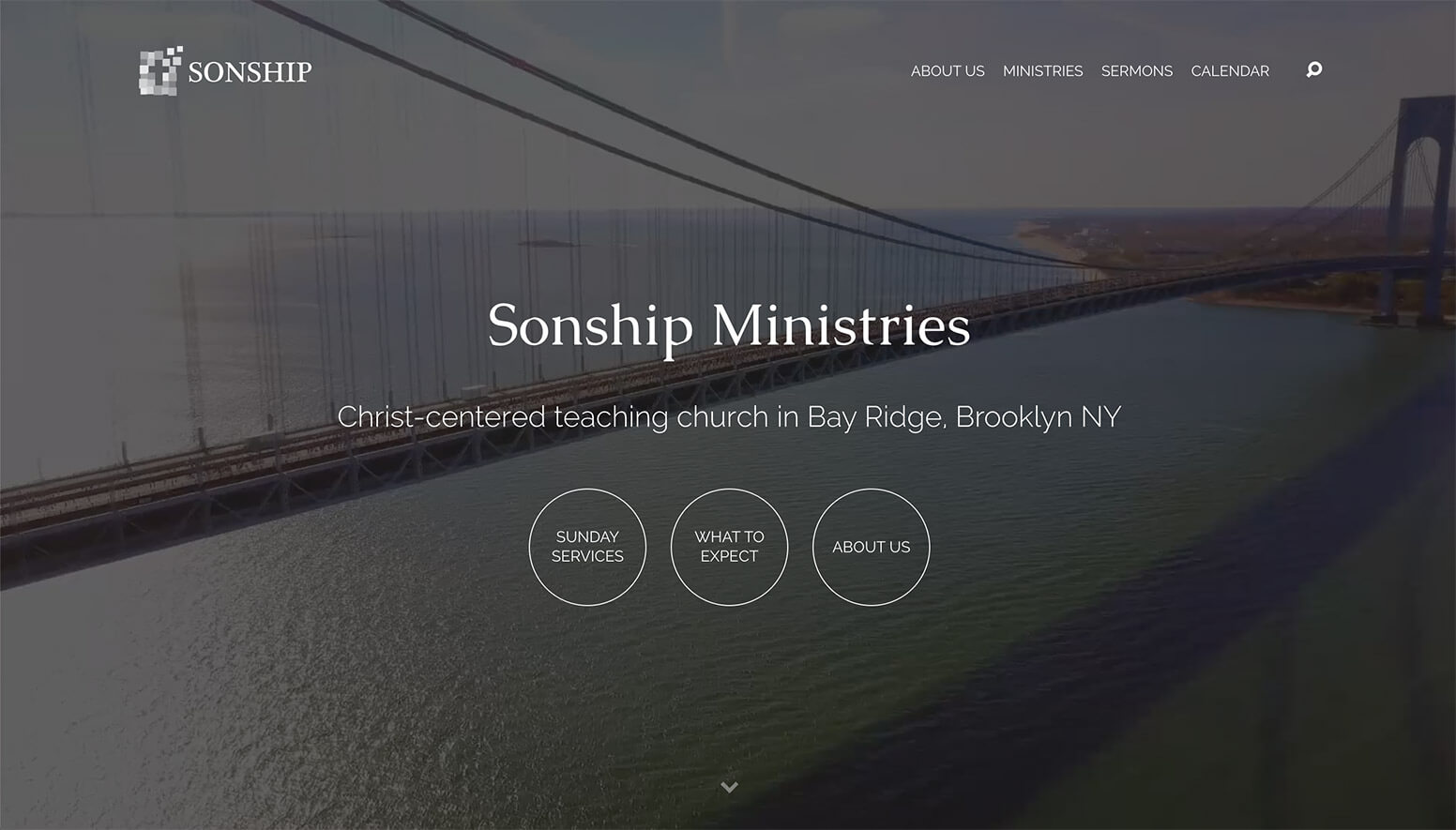 Sonship Bay Ridge church website