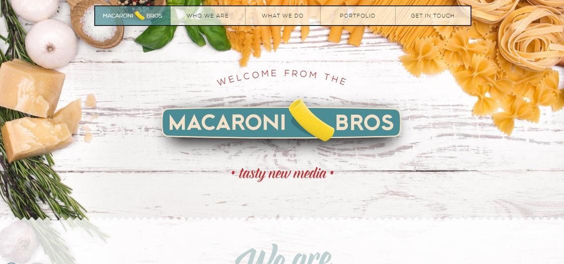retro website design - weblium blog