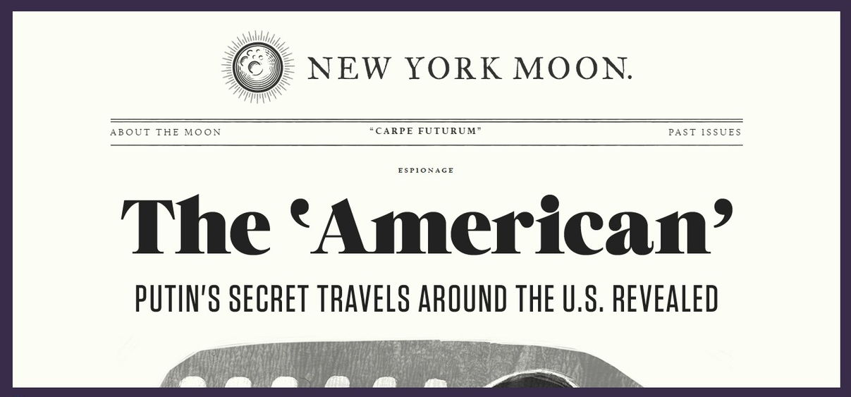 New York Moon weblium blog