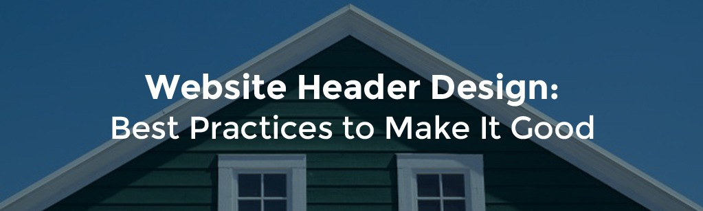 Website Header Design: Best Practices to Make It Good (with Examples)