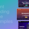 Event Landing Page Examples