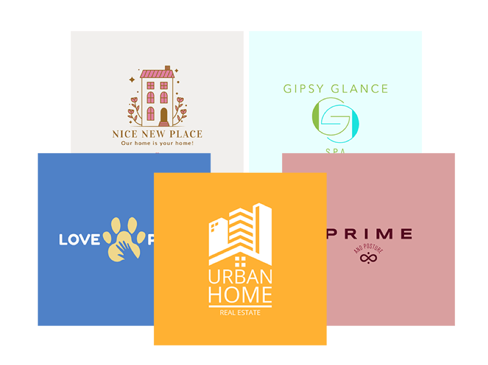 Create a Unique Logo - weblium blog
