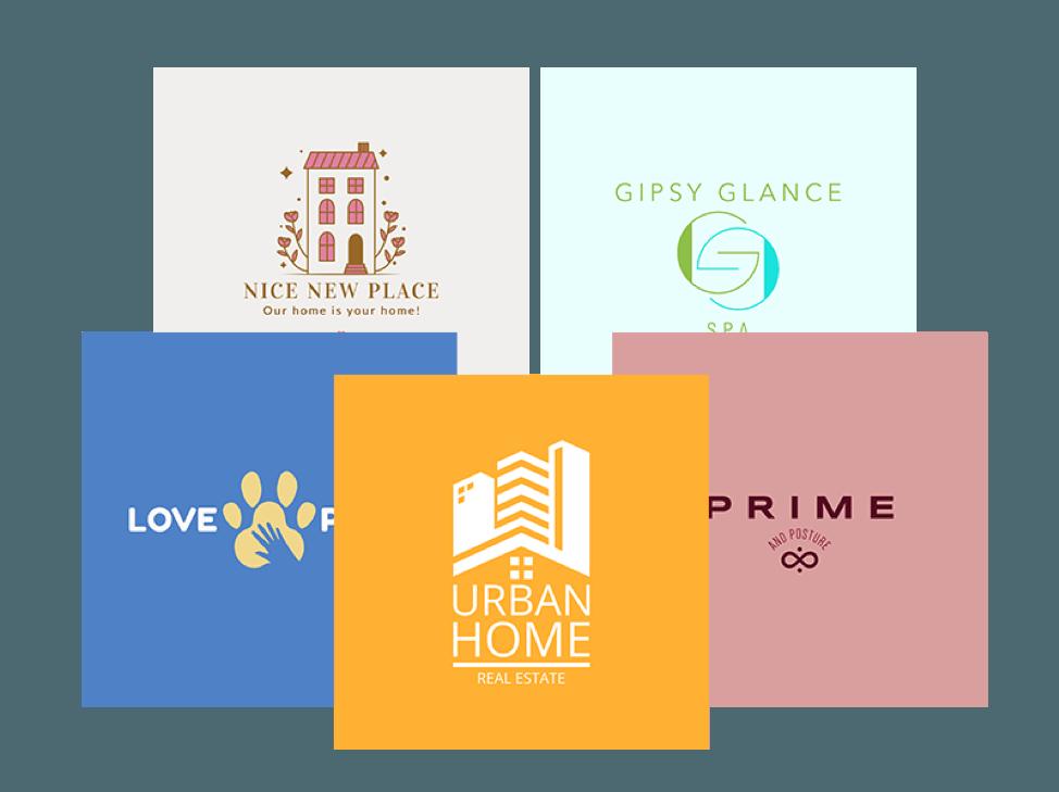 Create a Unique Logo - weblium blog