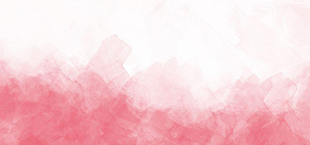 Pink watercolor background - weblium blog