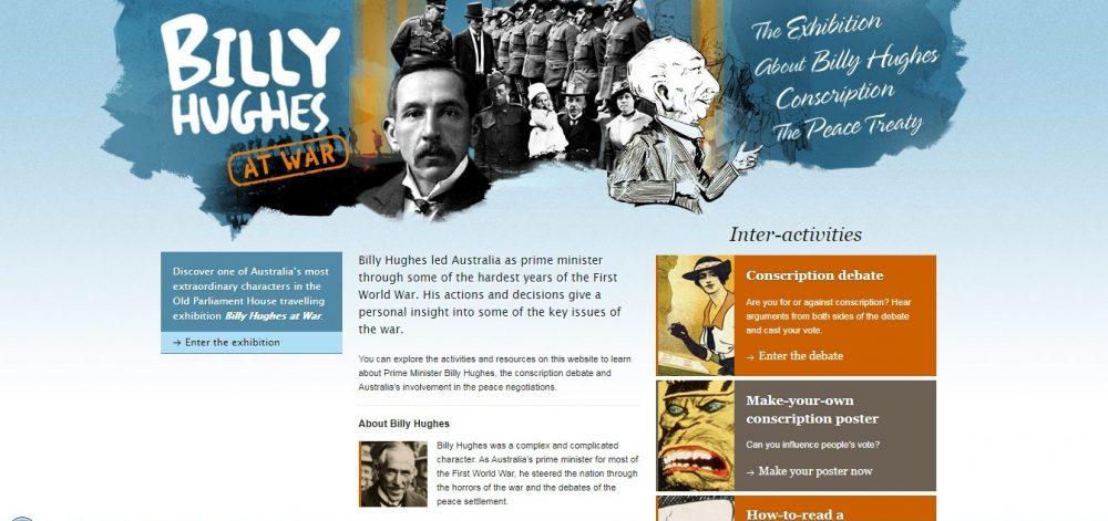 Billy Hughes at War