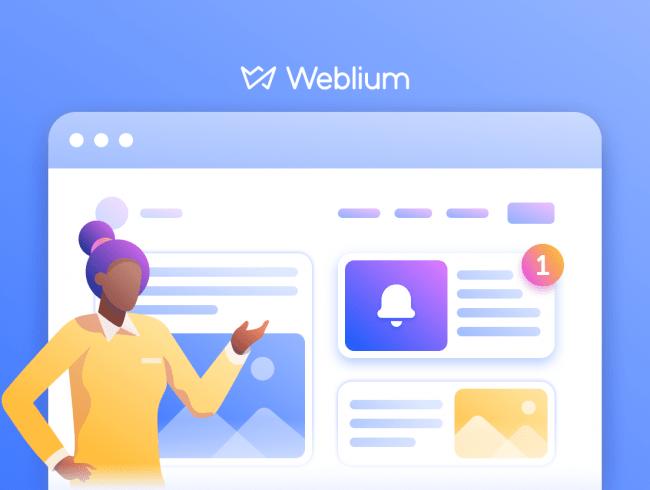 Weblium Product Updates #May 2019