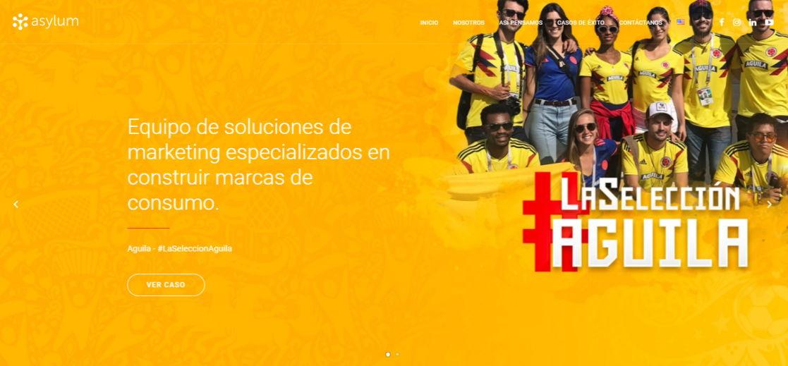 Asylum marketing Company