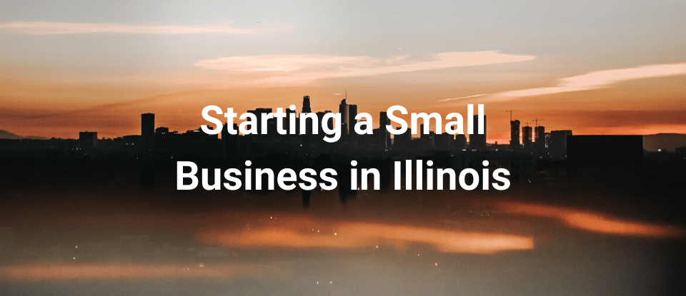 start a small business in illinois