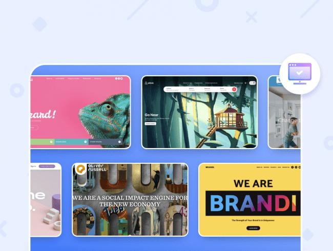 Best Homepages: 24 Top Homepage Examples (Upd: 2021)