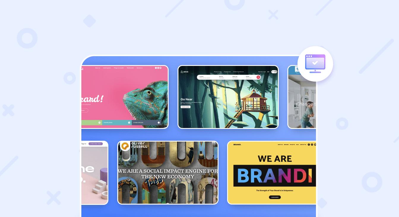 Best Homepages: 24 Top Homepage Examples (2021)
