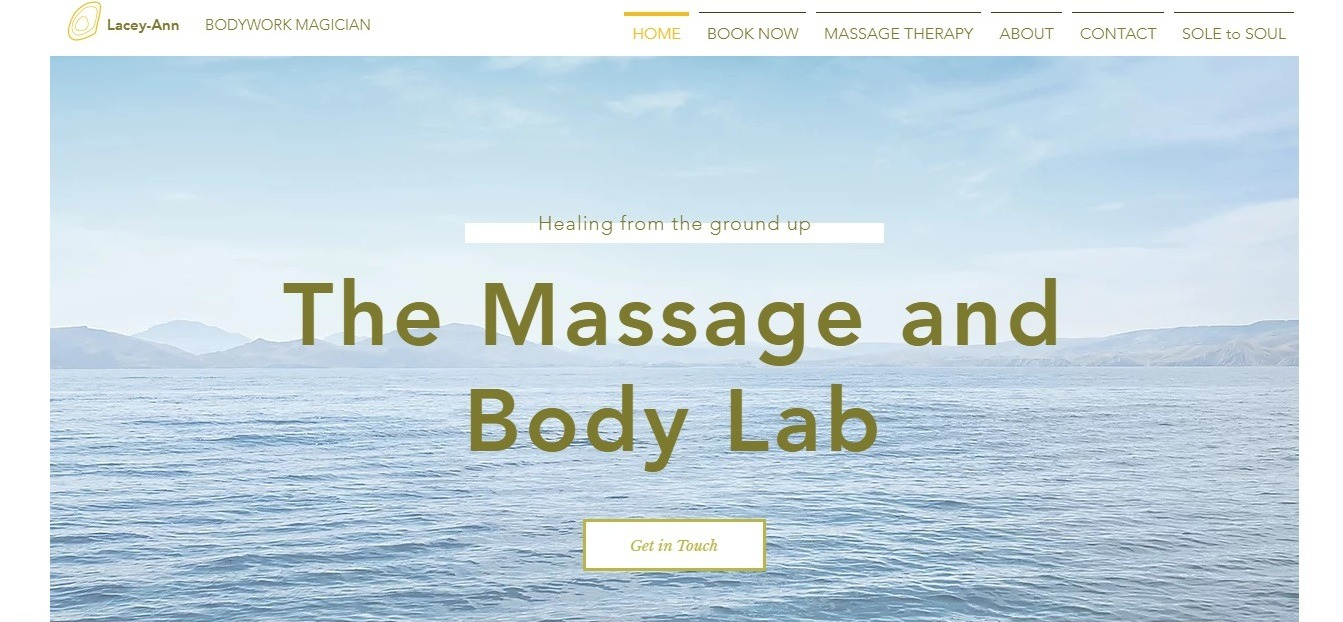 The Massage and Body Lab