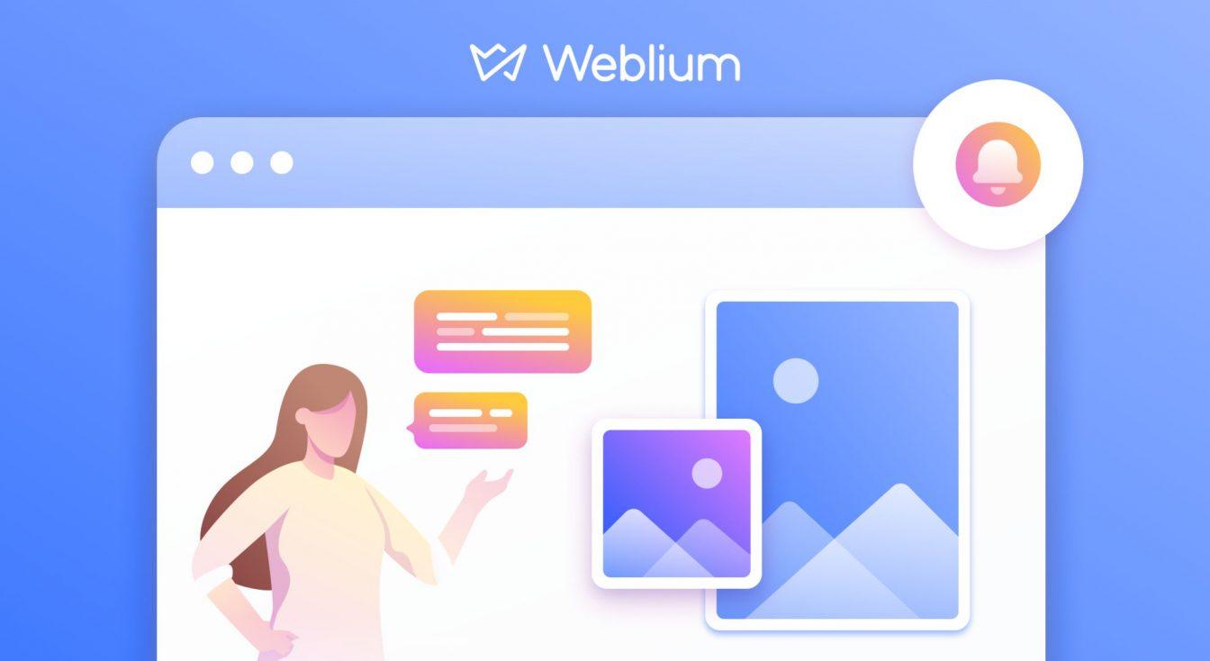 Weblium Product Updates
