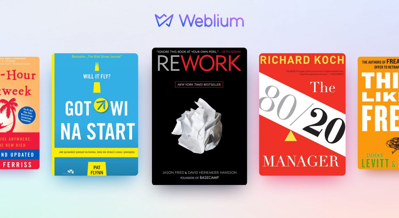10 Books You Should Read Before Starting a Small Business