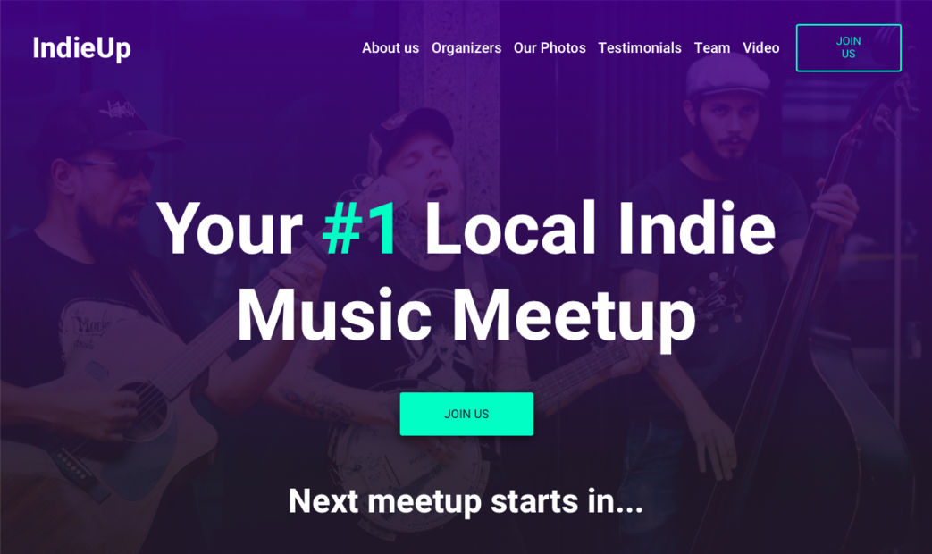 Meetup Template