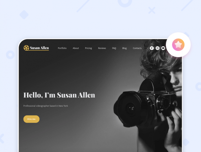 Why Do You Need a Portfolio Website and How to Create it?