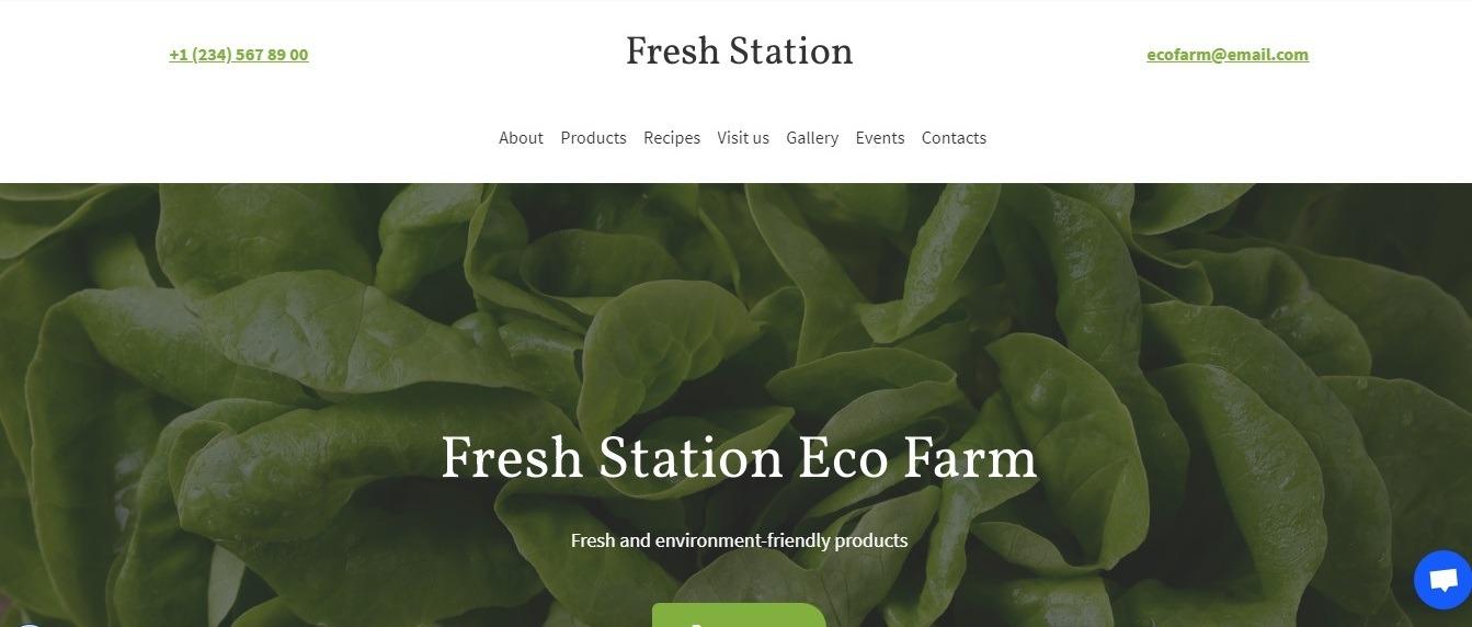 small farm summer background - weblium