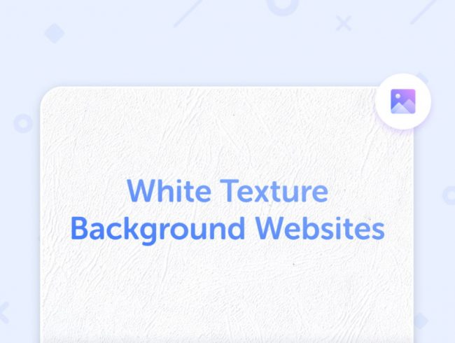 White Texture Background Websites