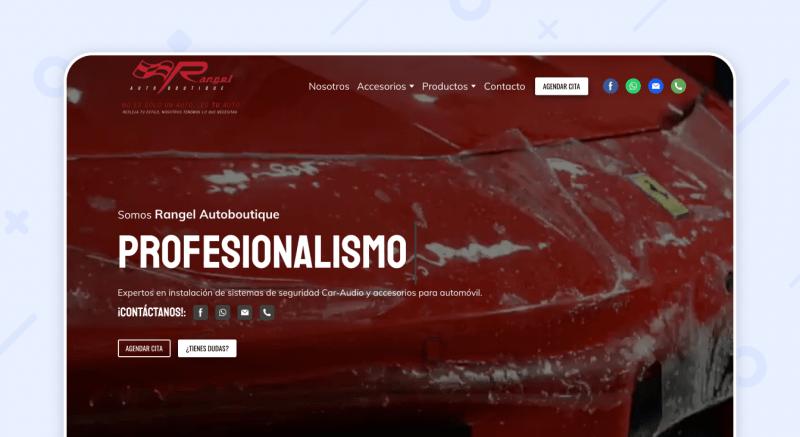 Rangel Autoboutique by Kovalto Consulting