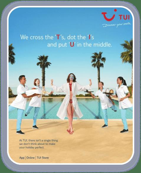 TUI Ad Example