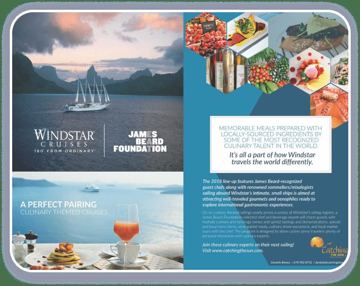 Cruises Advertisement Sample
