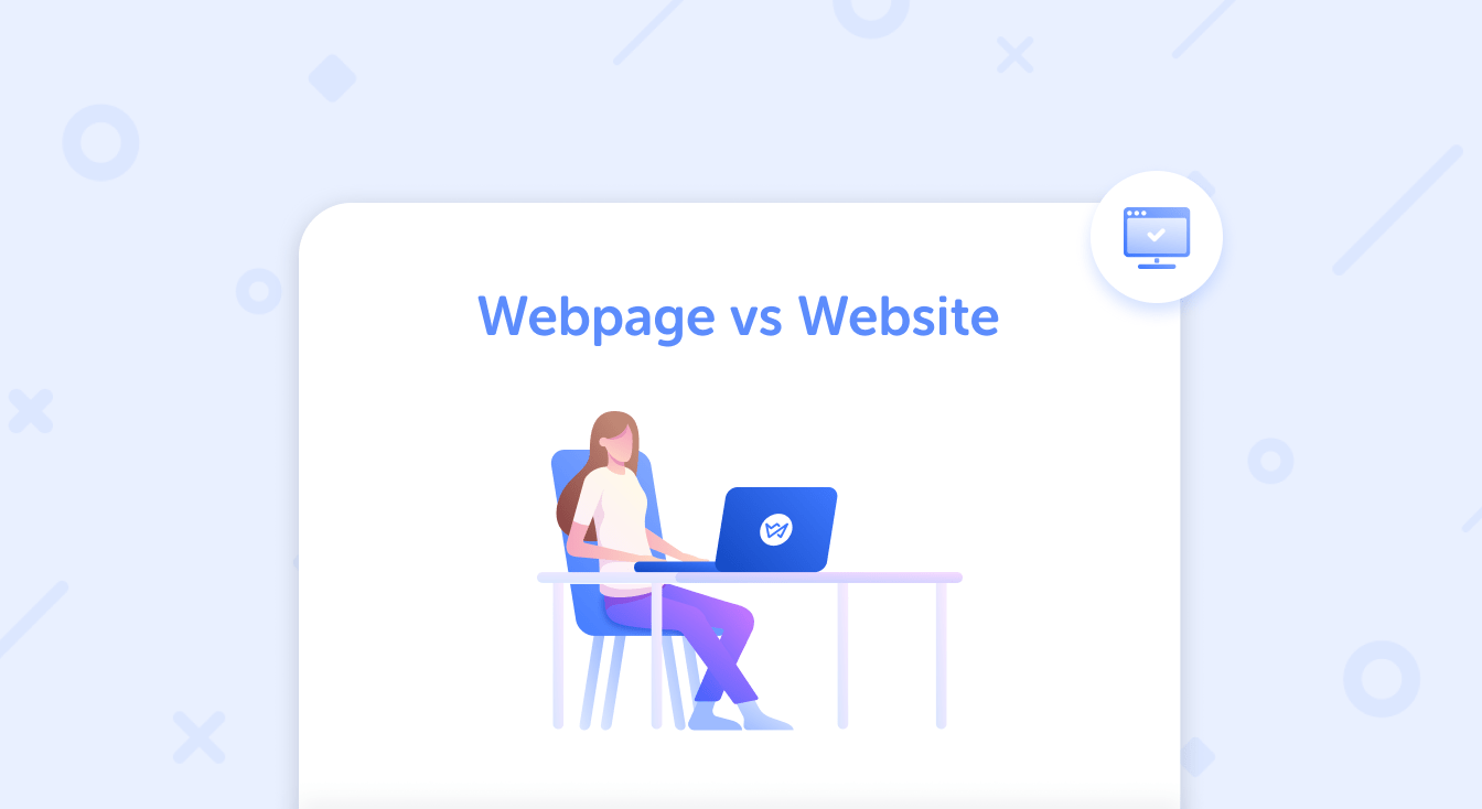 Web Page vs Website: What's the Difference?